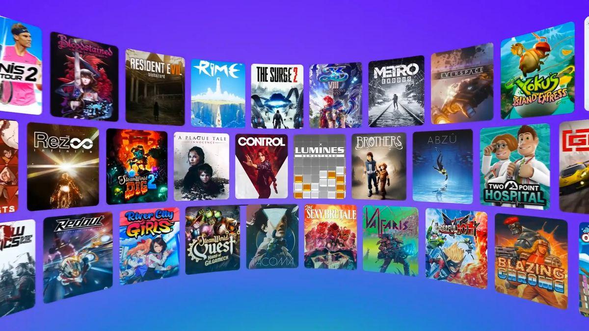亚马逊云游戏Luna采用8TF英伟达GPU 完整首发游戏公布