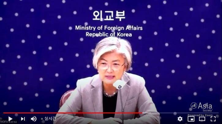 """韩国称无意加入""""四方安全对话""""牵制中国图片"""
