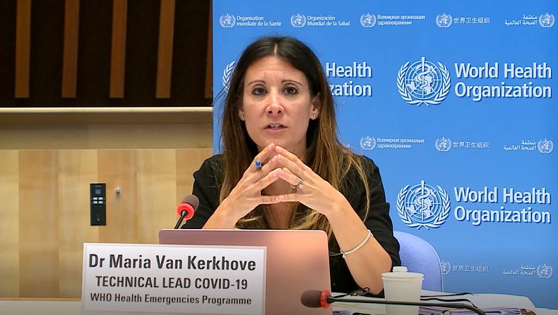 世卫组织:欧洲一些国家新冠肺炎住院病例增加令人担心