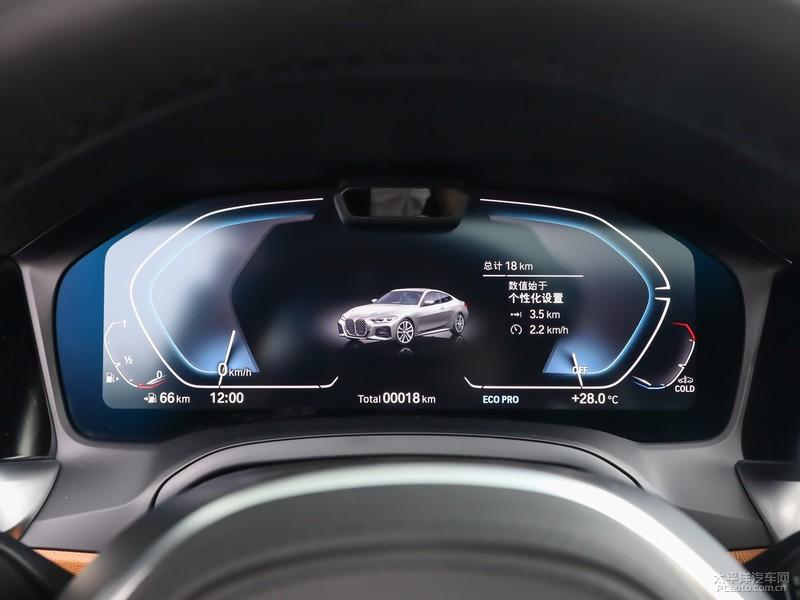 2020北京车展:全新宝马4系售36.38万起