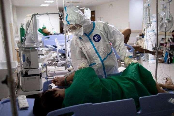 菲律宾新增2995例新冠肺炎确诊病例 累计达304226例