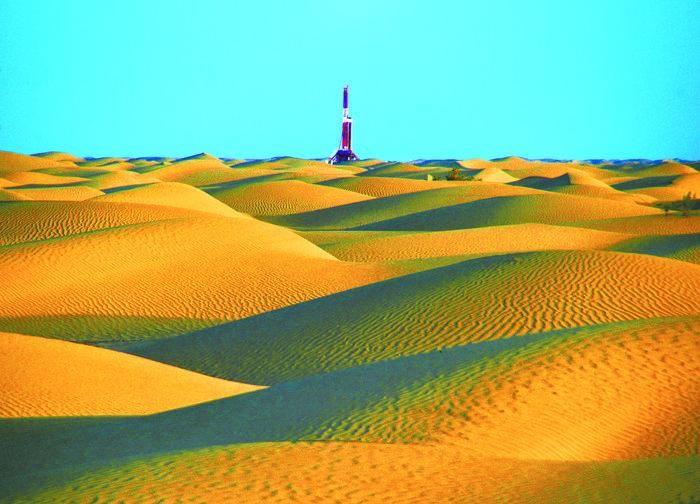 新疆处处有新景图片