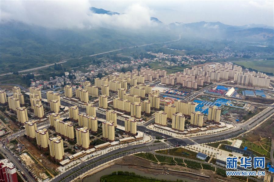 走向我们的小康生活 | 决战乌蒙——中国消除千年贫困的一个缩影图片