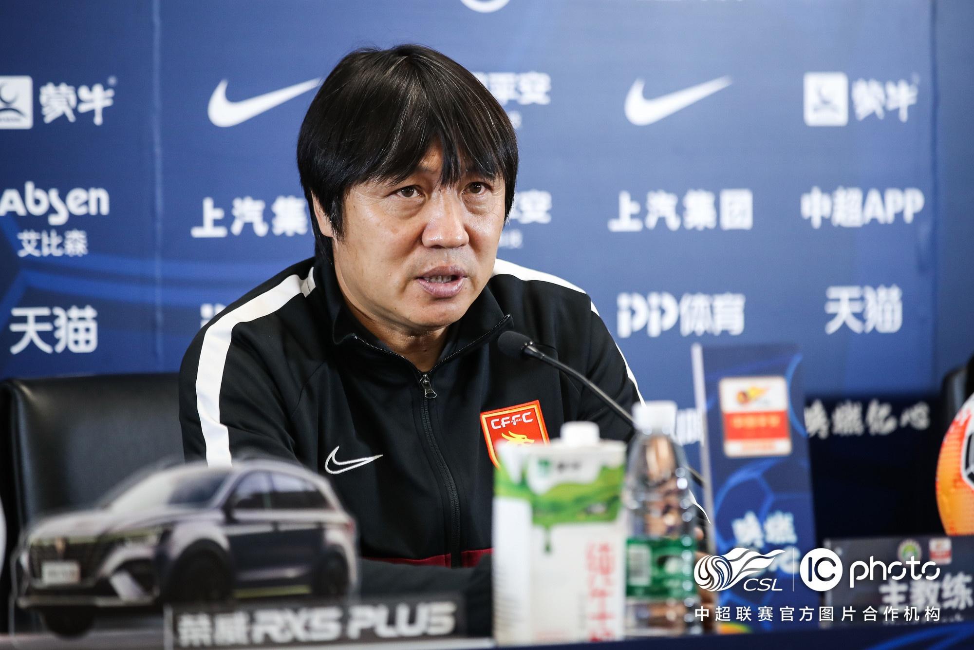 赛后声音   谢峰:感谢河北球迷对球队的关心 吴金贵:很高兴看到拉多尼奇的比赛态度