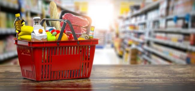 担忧物资再度短缺,美国杂货店大量储存货物   悦读全球