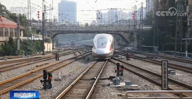 铁路启动假日运输 10月1日预计发送旅客1300万人次图片