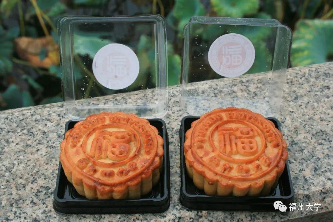 新鲜出炉!秋天的第一块月饼,福大承包!图片