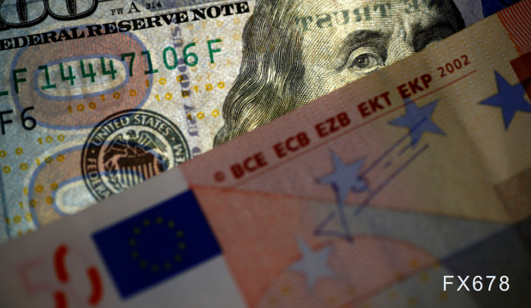 欧元两个月低位上方附近徘徊 美国选战似乎将左右本周行情