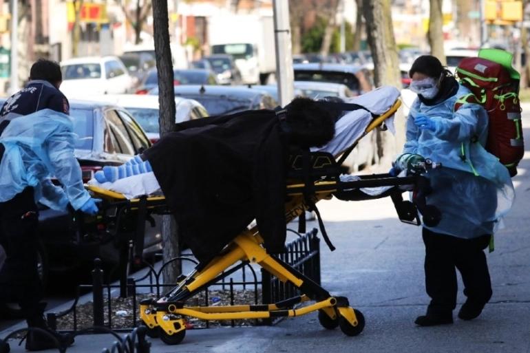 美国21州新冠病例猛增 专家:年底日增死亡或达3000例