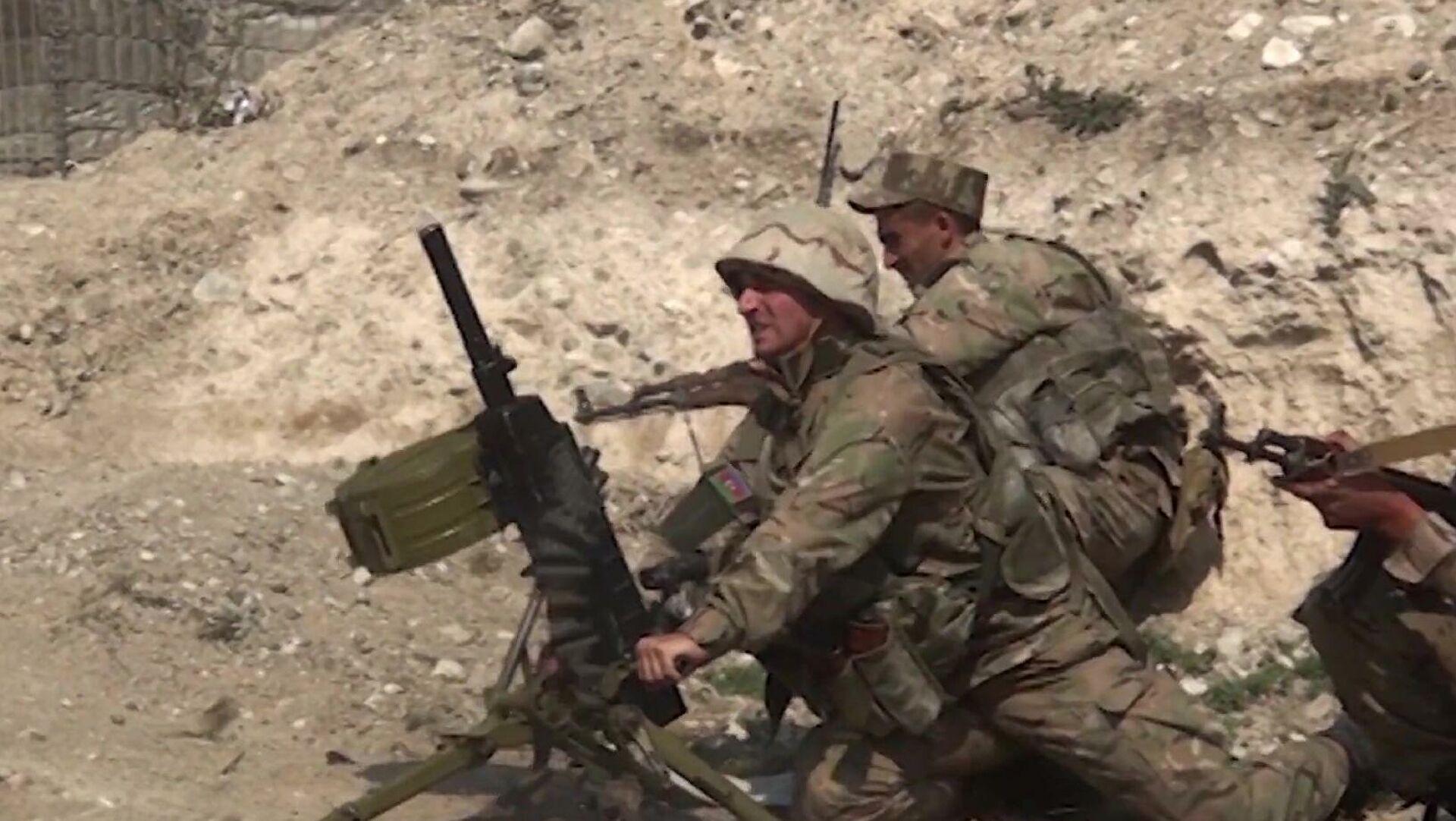 阿塞拜疆称亚美尼亚550名士兵阵亡 亚美尼亚反驳