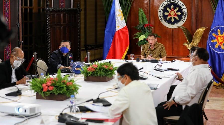 菲律宾公布新一轮隔离政策 首都大马尼拉地区防疫措施维持不变