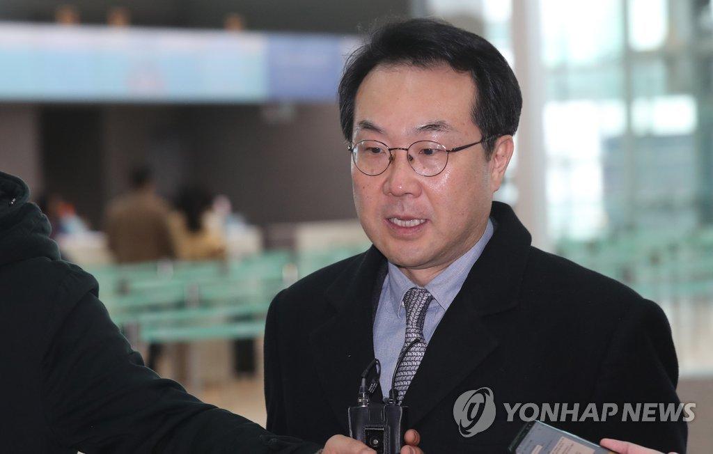 韩国对朝鲜代表:将与美国讨论韩公民被朝射杀事件
