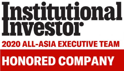 """《机构投资者》发布""""亚洲最佳企业管理团队""""排名 太阳城集团入选"""
