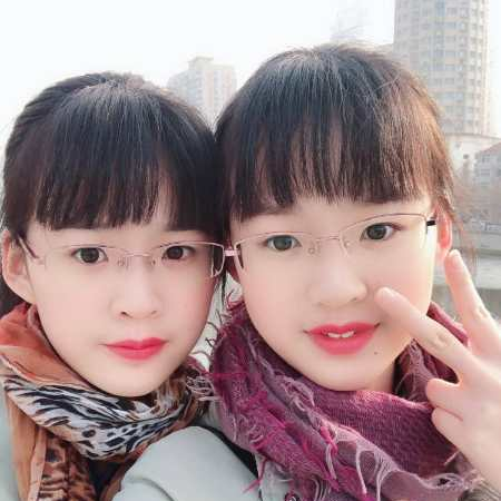 慕了,复制粘贴!相差8分的双胞胎姐妹一起选择江南!图片