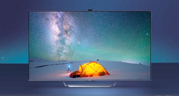 4K量子点全面屏!OPPO首款智能电视来了:10月发布