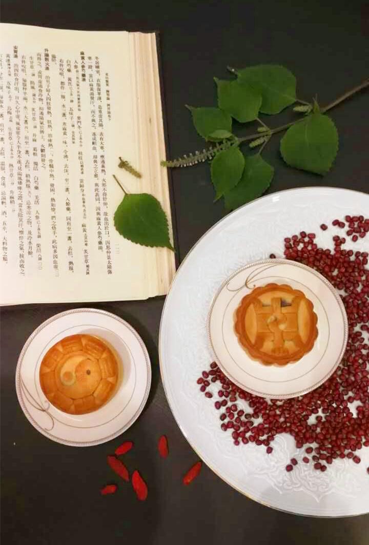 """学校特色月饼美味来袭!欢度双节杜绝""""舌尖上的浪费""""图片"""