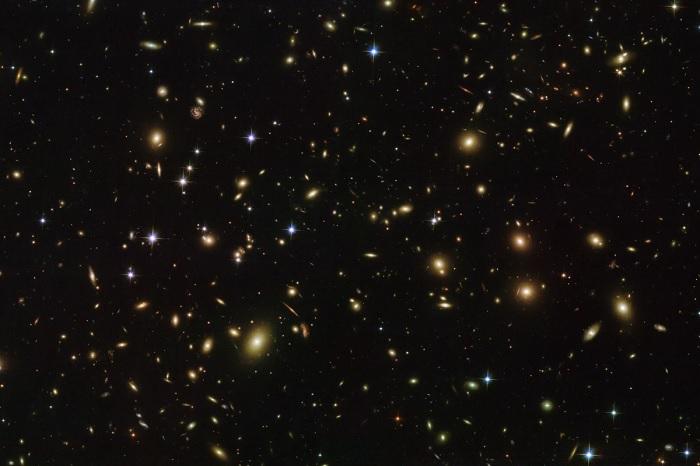 科学家重新计算物质占比 略低于宇宙总量的1/3
