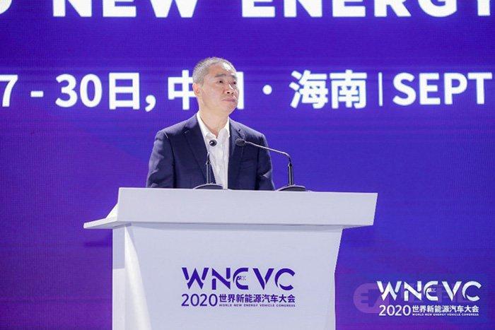 辛国斌:发展新能源汽车是全球汽车产业转型升级绿色发展的必由之路
