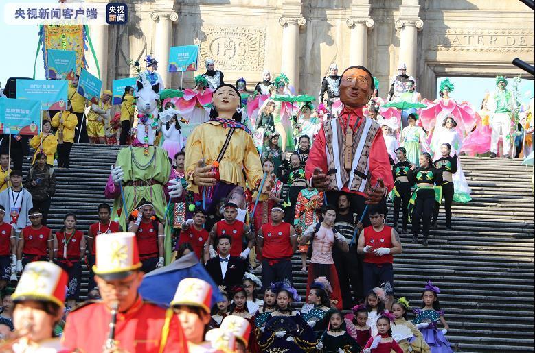 澳门宣布今年取消举办国际幻彩大巡游图片
