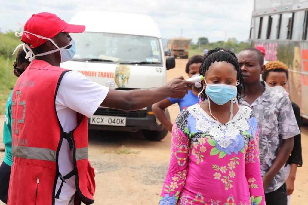 肯尼亚新增212例新冠肺炎确诊病例 累计确诊34705例