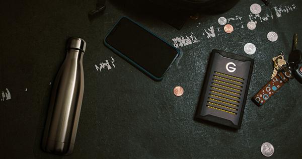 《【星图娱乐注册】西数推出ArmorLock移动SSD:1GB/s速度、手机扫码才能打开》