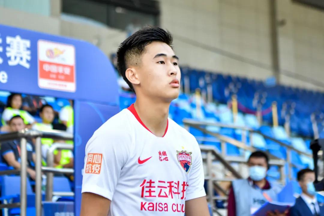 戴伟浚:若进国家队将是我的荣幸,转会籍手续正在办理