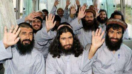 阿富汗政府已几乎完成释放塔利班名单上所有在押人员