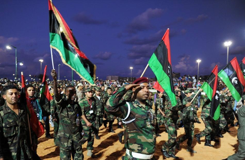 联合国报告:有五国违反禁令 向利比亚输送武器