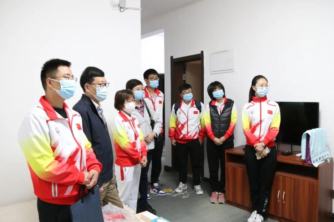 我校赴新疆实习支教团顺利抵达!