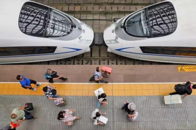 让您节日出行更便捷 西安增开这些旅客列车图片