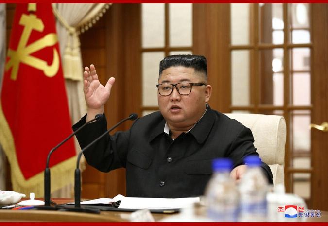 朝鲜召开政治局会议商讨防疫工作