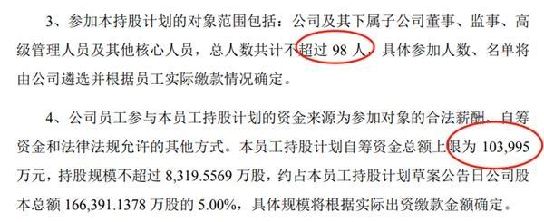 人均认购超1000万 刚终止14亿定增的赤峰黄金推10亿员工持股计划