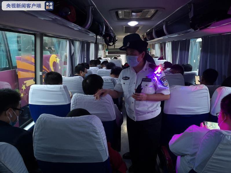 北京警方:天安门、前门等重点车站提高见警率