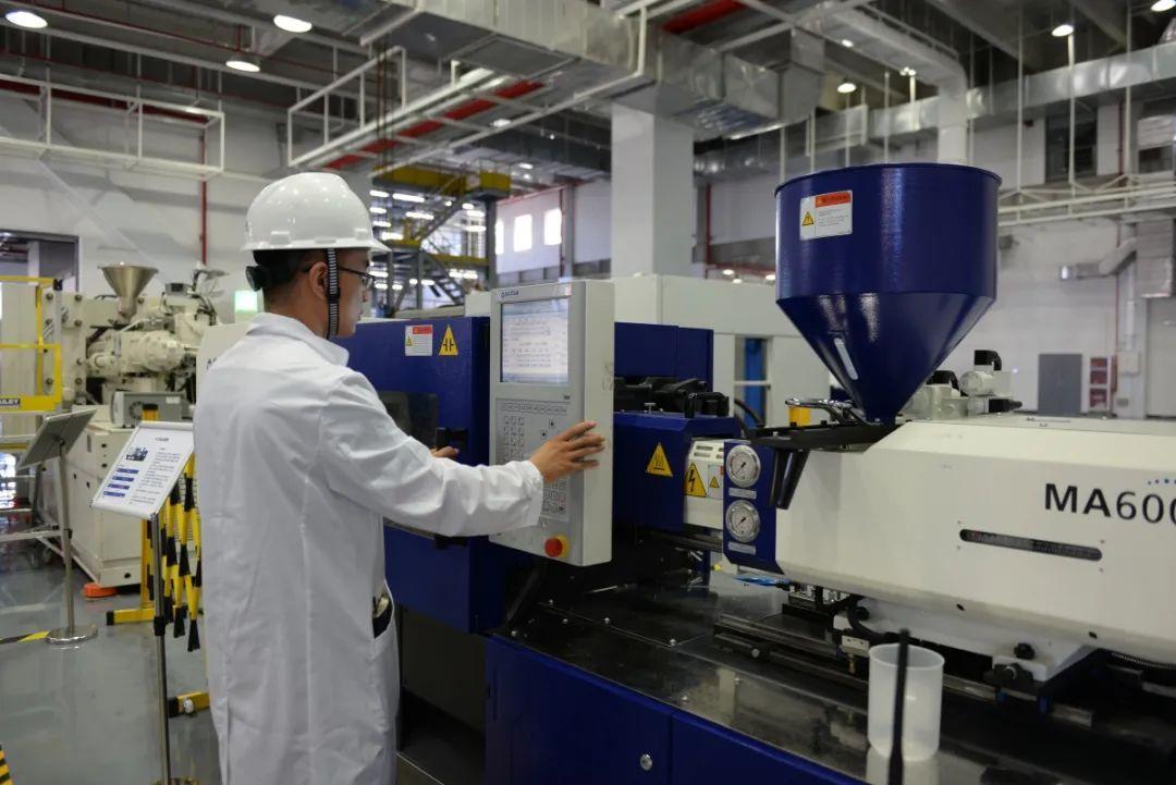 世界级材料创新中心落户大榭,已开发出各类材料超300款