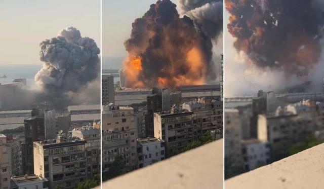 黎巴嫩贝鲁特大爆炸一月后,港口区又发现4吨硝酸铵