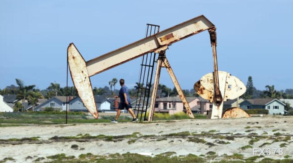 美油转涨近1%,但周线恐录得四连阳后首阴;多头只剩一根救命稻草