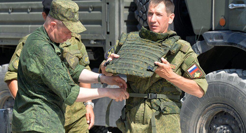 """俄罗斯成功研制""""陶瓷防弹衣"""" 防护性能堪比钢制装甲"""