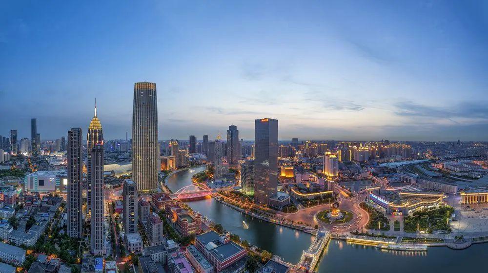 天津 图片来源:摄图网