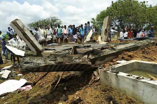 印度南部一烟花厂爆炸 至少7人死亡
