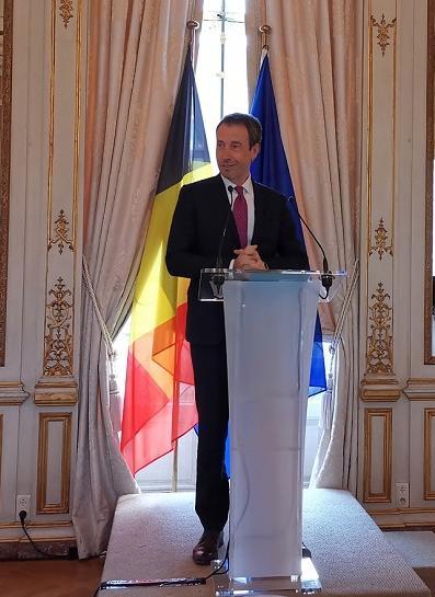 比利时外交大臣:谴责美国制裁国际刑事法院官员