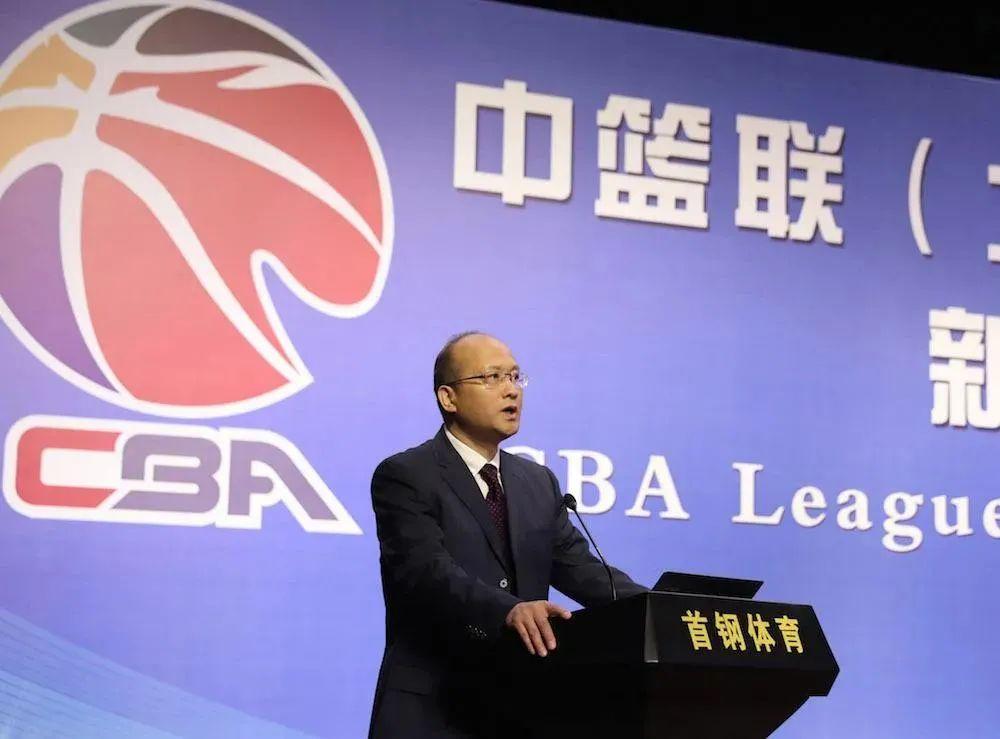 CBA官宣新任CEO!30年篮球老兵张