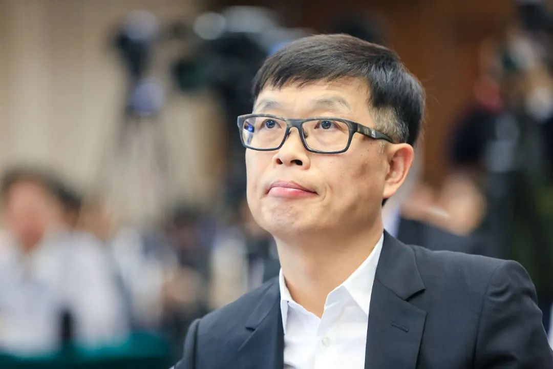 美的集团董事长方洪波(图片来源:视觉中国)