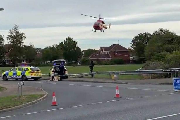 7日上午英国发生一起学生遭枪击事件 警方正在调查