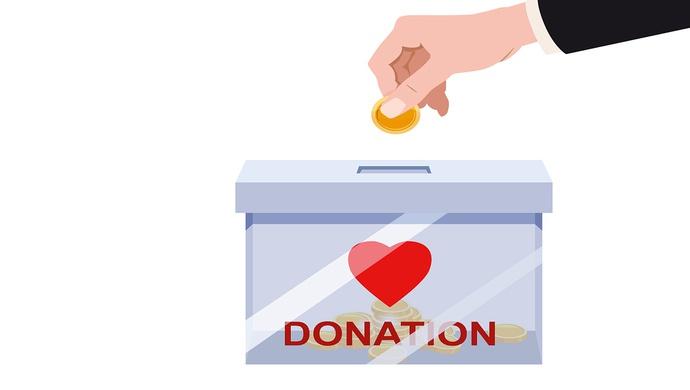 """每個初中生至少捐5元,公益日之前,這是""""捐款自愿""""?圖片"""