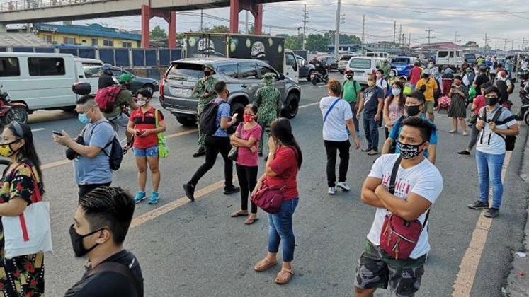 菲律宾新增1383例新冠肺炎确诊病例 累计达238727例