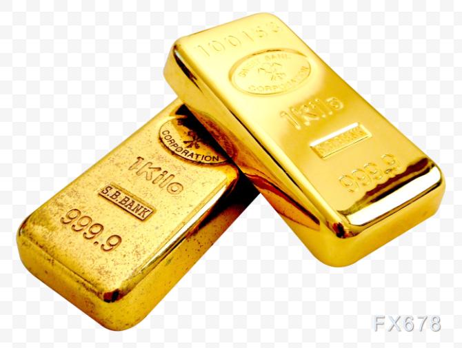 国际黄金价格微跌,因美元指数持坚,但多头手握多张好牌