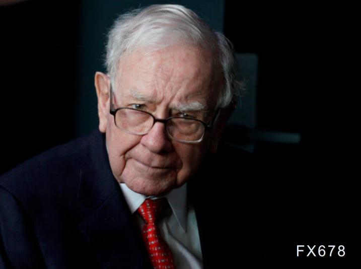 """巴菲特不再""""押注美国""""?转投现金流充裕的日股,或暗示美国股市和经济进入""""挤泡沫""""阶段"""