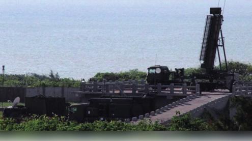 台军希望打造密不透风的雷达网。