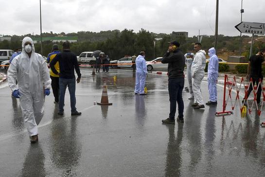突尼斯逮捕7名袭击国民警卫队嫌疑人