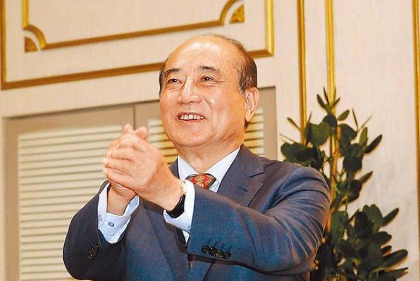 国民党宣布派代表团出席海峡论坛 王金平任团长